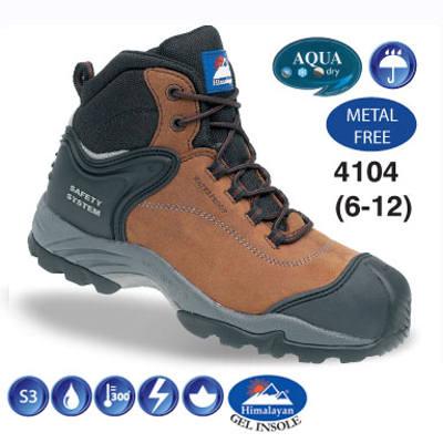Waterproof Safety Footwear