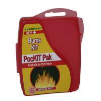 PocKit Pak First Aid  Burns Kit