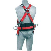 PRO™ Line Industrial Fall Protection Positioning and Climbing 5 Point Safety Harness AB105