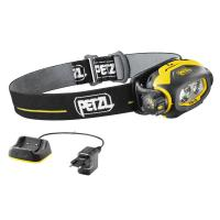 Hands-free Lighting PIXA 3R  ATEX Zone 2 Head Torch with Rechargeable Batteries
