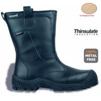 Malawi S3 Safety Rigger Boot Metal Free with Thinsulate Insulation
