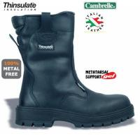 Dickson S3 Safety Rigger Boot Metal Free with Thinsulate Insulation