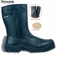 Mali S3 Safety Rigger Boot  with Thinsulate Insulation Composite Toe & Mid Sole & Internal Zip