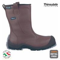 Lberia S3 Safety Rigger Boot Metal Free with Thinsulate Insulation