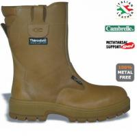Montana S3 Safety Rigger Boot Metal Free with Thinsulate Insulation