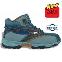 Fitness S3 Safety Work Boots Metal  Toe & Composite Midsole
