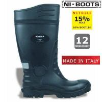Gas S5 NI-BOOTS with Protective Toe Cap and Mid Sole