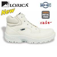 Romulus Safety Kitchen Footwear Metal Free S2 Made from LORICA® for the Food Industry.