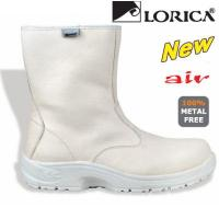 Safety Kitchen Footwear Metal Free Rigger Type Boots S2 Made from LORICA® for the Food Industry
