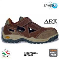 Safety Work Sandals Metal Free Composite Toe & Midsole S1P FREE OF CHARGE SAFETY GLASSES