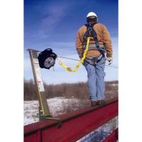 EZ Line Retractable Horizontal Lifeline Anchorage 7605061A Atex Protection