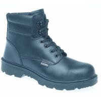 Non Metallic Black Water Resistant Safety Boot LH401