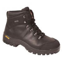 Waterproof Safety Boot Black Denver TC1070A