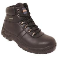 Waterproof Safety Boot Black PM4008