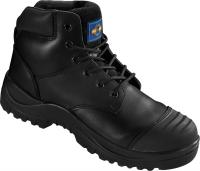 Safety Boot Black Non-Metallic S3 PM4009
