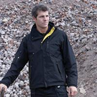 Deluxe Performance Waterproof Jacket