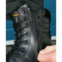 High Leg S3 Utilities Non Metal Composite Black Safety Boot S3