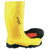 Purofort Yellow Full Safety Wellington S5