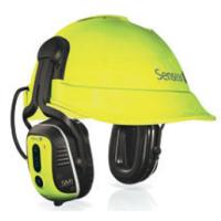 SM Communication Ear Muffs available in Over Head or Helmet Mounted