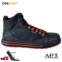 All Star Basketball Style Robust Water Repellent Safety Boot Trainer with Cordura S3 Forward