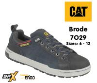 Brode Safety Trainer S1P With Toe Cap And Mid Sole 7029 6-12