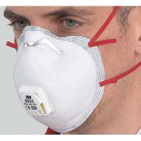 8833 Valved Dust Mist & Metal Fume Respirator
