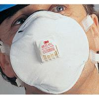 3M 8835 Valved Soft Seal Dust  Mist & Metal Fume Respirator