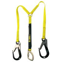 NRG 150 Twin Forked Legged Energy Absorbing Lanyard