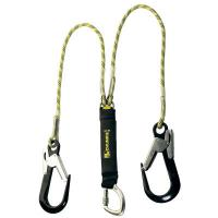 Chunkie 150 Forked Rope Energy Absorbing Lanyard with Snaphooks