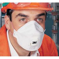 3M 9332 Foldable Valved Dust/ Mist/ Metal Fume Respirator