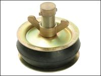 2416 Drain Test Plug 4in - Brass Cap