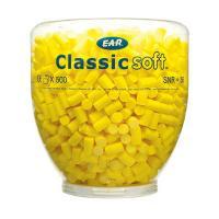 Classic Soft Ear Plugs Refill Bottle