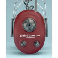 AM/FM Radio Earmuffs, QuieTunes FREE SAFETY GLASSES