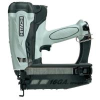 Cordless 16 Degree Finish Nailer NT65GS