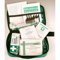 First Aid Handy Travel Kit in Pouch