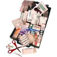First Aid Household Kit Deluxe