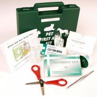First Aid Pet Kit