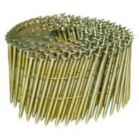 16° Flat Angle Wire Ring Galv Coil Nails