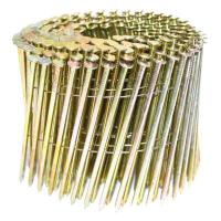 16° Flat Angle Wire Collated Coil Nails