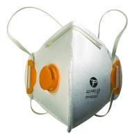 RP06  Valved V-Fold Flat Disposable Respiratory Masks