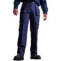 Sherpa Trousers - Navy